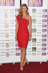 Amy Willerton – The National Reality TV Awards 2014 in London