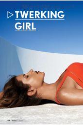 Anastasia Ashley - Maxim Magazine October 2014 Issue