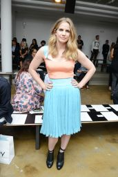 Anna Chlumsky - MADE FASHION WEEK Presents: LEXUS Lounge in New York City - Sept. 2014