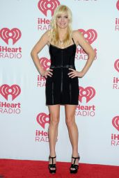 Anna Faris – 2014 iHeartRadio Music Festival Night 2 in Las Vegas