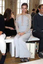 Anna Friel - Temperley London Fashion Show in London - September 2014