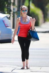 Anna Kendrick Out in West Hollywood - August 2014