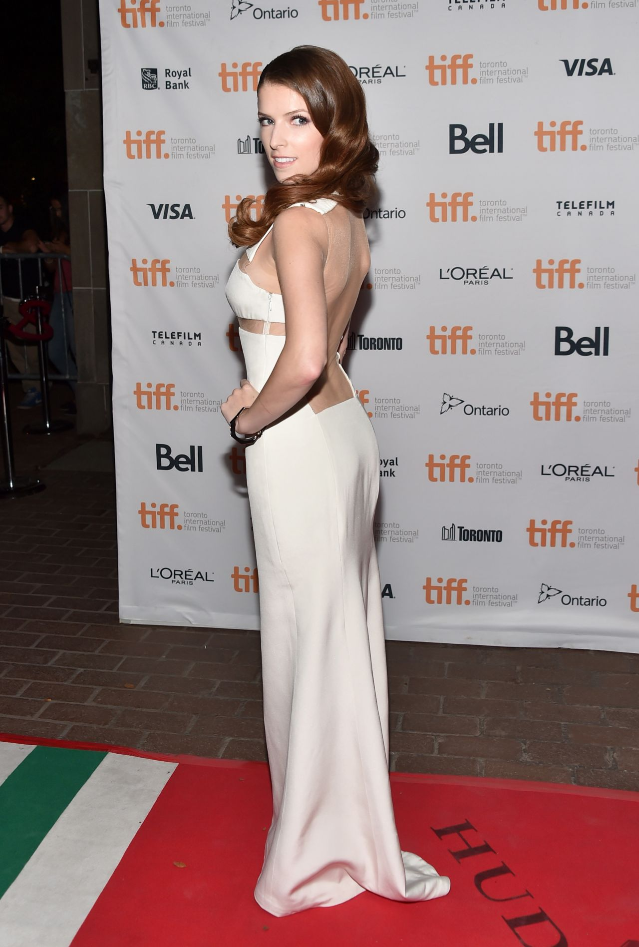 Anna Kendrick The Last Five Years Premiere At 2014 Tiff