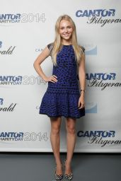 AnnaSophia Robb - 2014 Charity Day Hosted By Cantor Fitzgerald And BGC in New York City