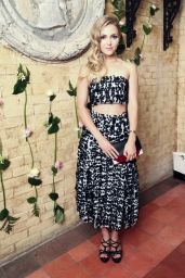 AnnaSophia Robb at Katie Ermilio Spring 2015 Collection Dinner