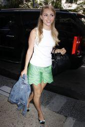 AnnaSophia Robb - Out in New York City - September 2014