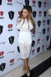 Ariana Grande - iHeartRadio Official After-Party at 1 OAK Nightclub in Las Vegas (2014)