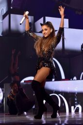 Ariana Grande Performs at 2014 iHeartRadio Music Festival in Las Vegas