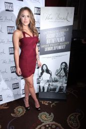 Arianny Celeste & Brittney Palmer - Host MMA After Fight Party in Las Vegas - September 2014