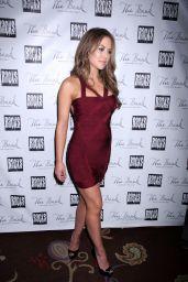 Arianny Celeste & Brittney Palmer - Host MMA After Fight Party in Las Vegas - September 2014
