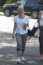 Ashley Benson Street Style - Out in Los Angeles, September 2014
