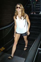 Ashley Greene at LAX Airport - September 2014