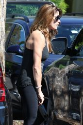 Ashley Greene Gym Style - Out in LA, September 2014