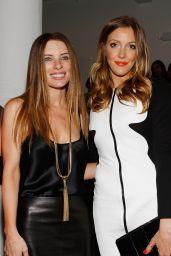 Ashley Madekwe & Katie Cassidy at Cushnie et Ochs Fashion Show in New York - September 2014