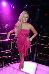 Avril Lavigne - 30th Birthday Party at The Bank in Las Vegas