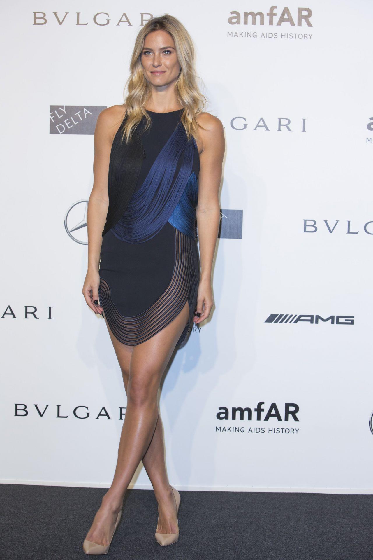 bar refaeli � amfar gala at milan fashion week � september