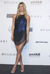 Bar Refaeli – amfAR Gala at Milan Fashion Week – September 2014