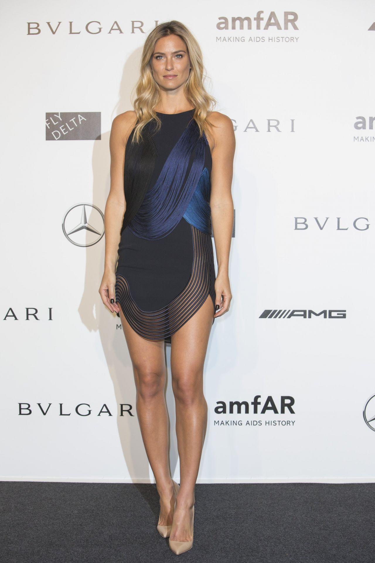 Bar Refaeli Amfar Gala Milan Fashion Week September