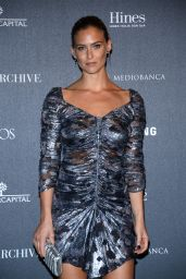 Bar Refaeli - Vogue Magazine 50 Archive Party in Milan, Italy