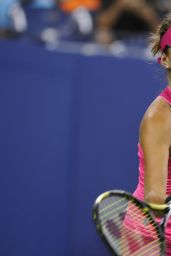Belinda Bencic - 2014 U.S. Open Tennis Tournament in New York City – 4th Round