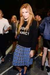Bella Thorne - Marc Jacobs Fashion Show in New York City – September 2014