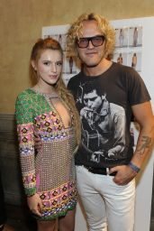 Bella Thorne - Milan Fashion Week - Pucci Show, September 2014