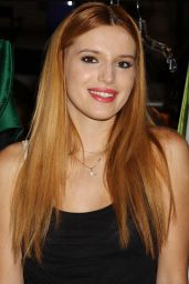 Bella Thorne - Nolcha Fashion Week New York Spring Collections 2015