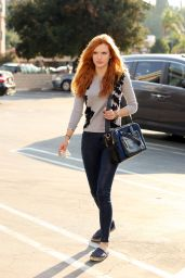 Bella Thorne Street Style - Out in Los Angeles - September 2014