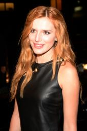 Bella Thorne - Versus Versace Fashion Show in New York City - September 2014