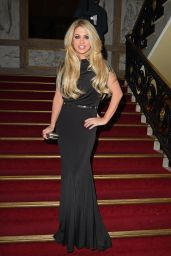 Bianca Gascoigne - The National Reality TV Awards 2014 in London