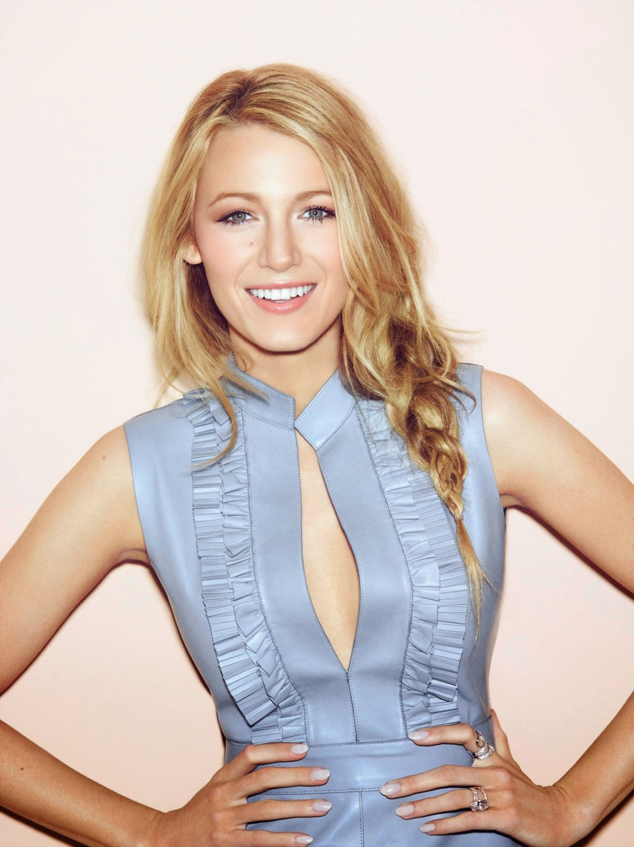 Blake Lively – Photoshoot for Gucci (2014) Blake Lively