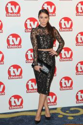 Brooke Vincent - TV Choice Awards 2014 in London