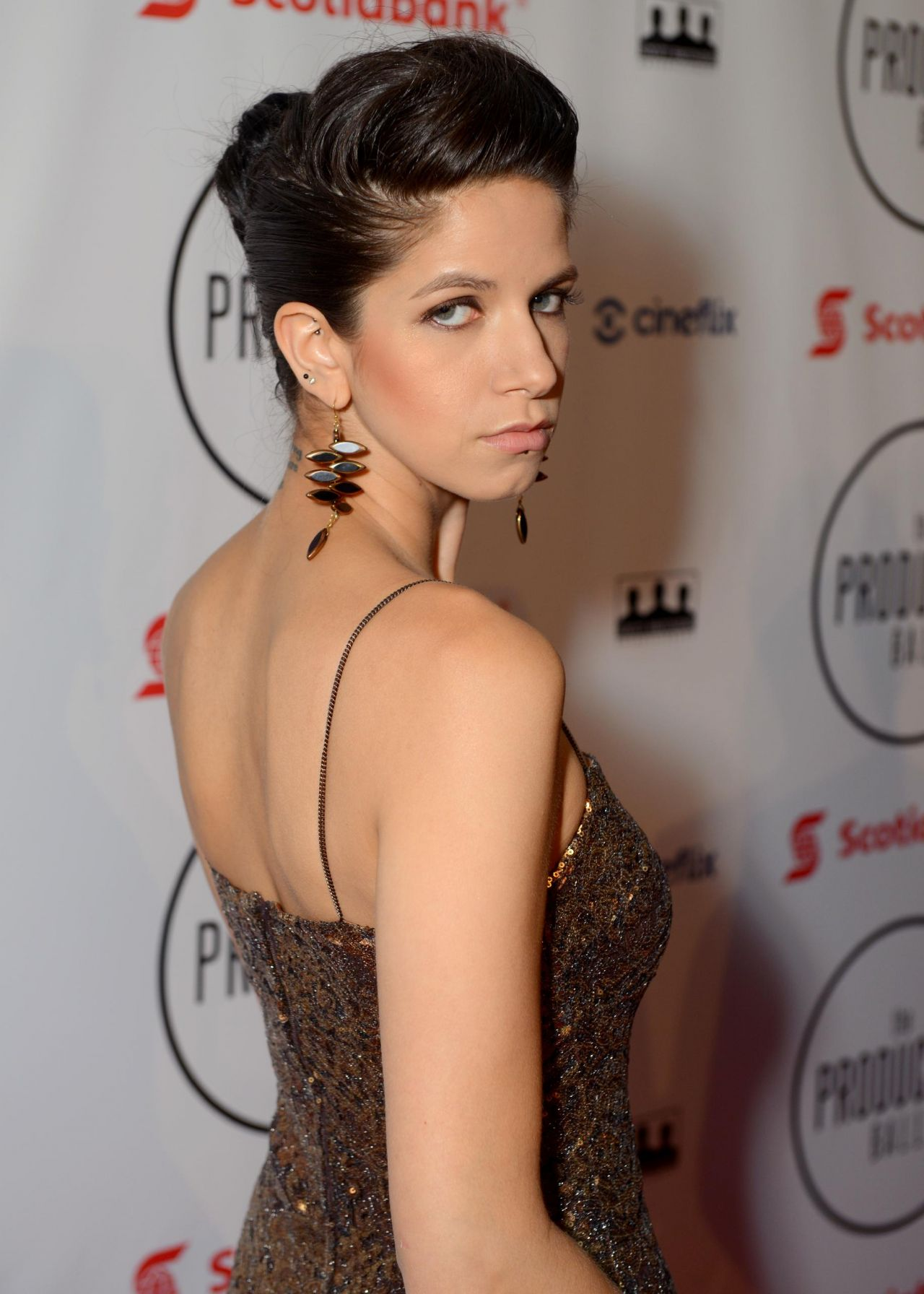 Caitlin Cronenberg - Producers Ball at the Royal Ontario Museum - September 2014