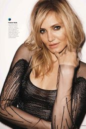 Cameron Diaz - GQ Magazine (Germany) October 2014 Issue