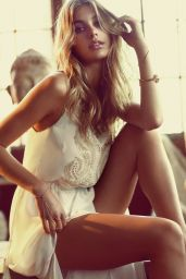 Camila Morrone - Photoshoot for OSSIRA Clothing Brand Primavera-Verano 2015
