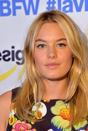Camille Rowe - Desigual Fashion Show in NYC - September 2014