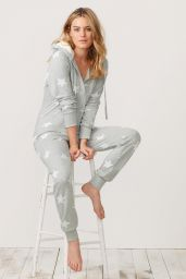 Camille Rowe - Next Sleepwear - Winter 2014
