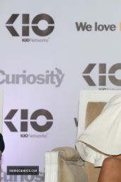 Candice Swanepoel at Press Conference to Promote KIO Networks During Kloud Camp MX 2014