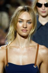 Candice Swanepoel - Michael Kors Fashion Show in New York City – September 2014