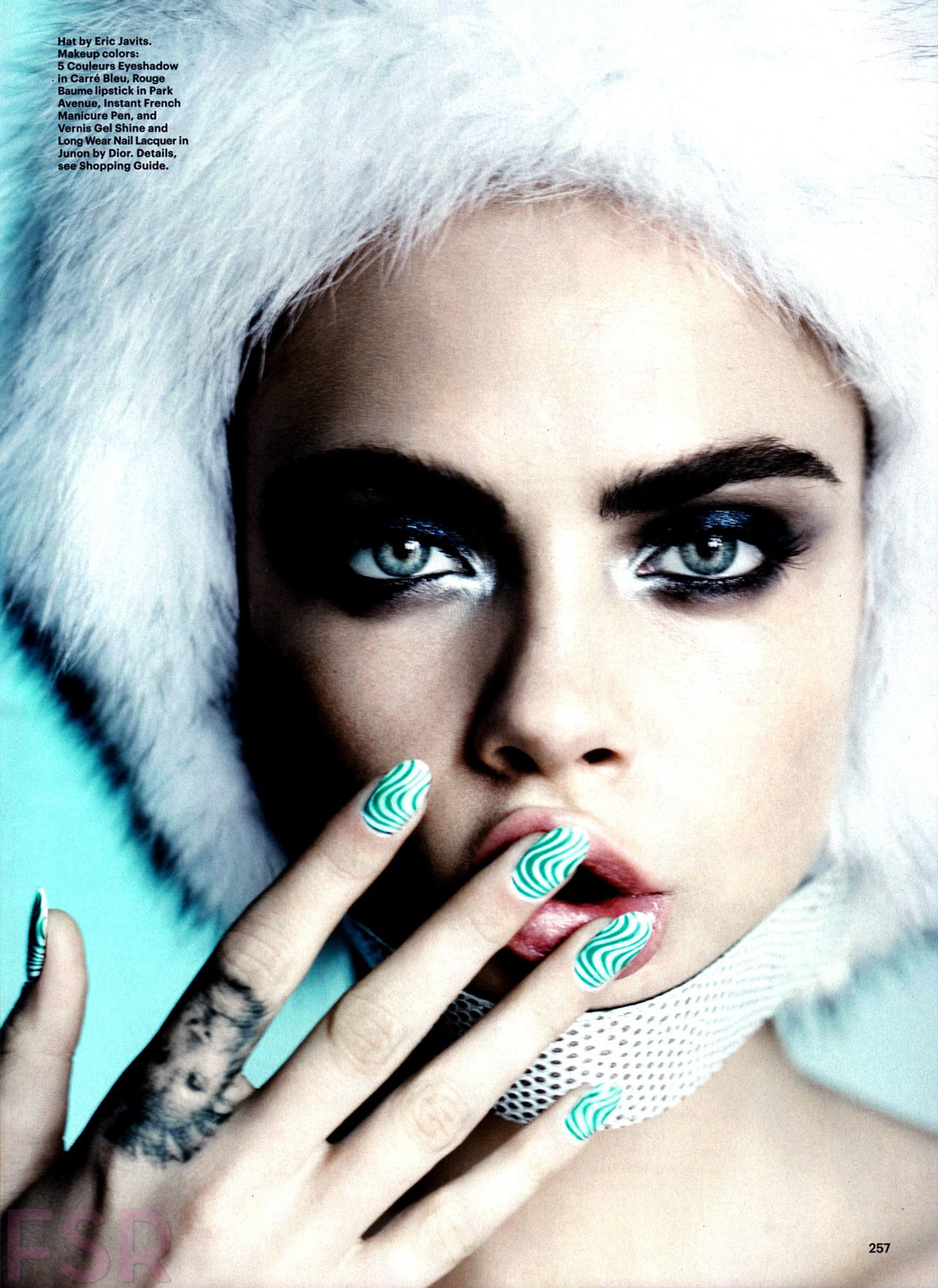 Cara Delevingne - Allure Magazine (USA) Special Issue - October 2014
