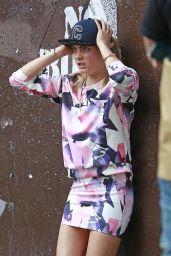 Cara Delevingne - Photoshoot in NoHo New York City - September 2014