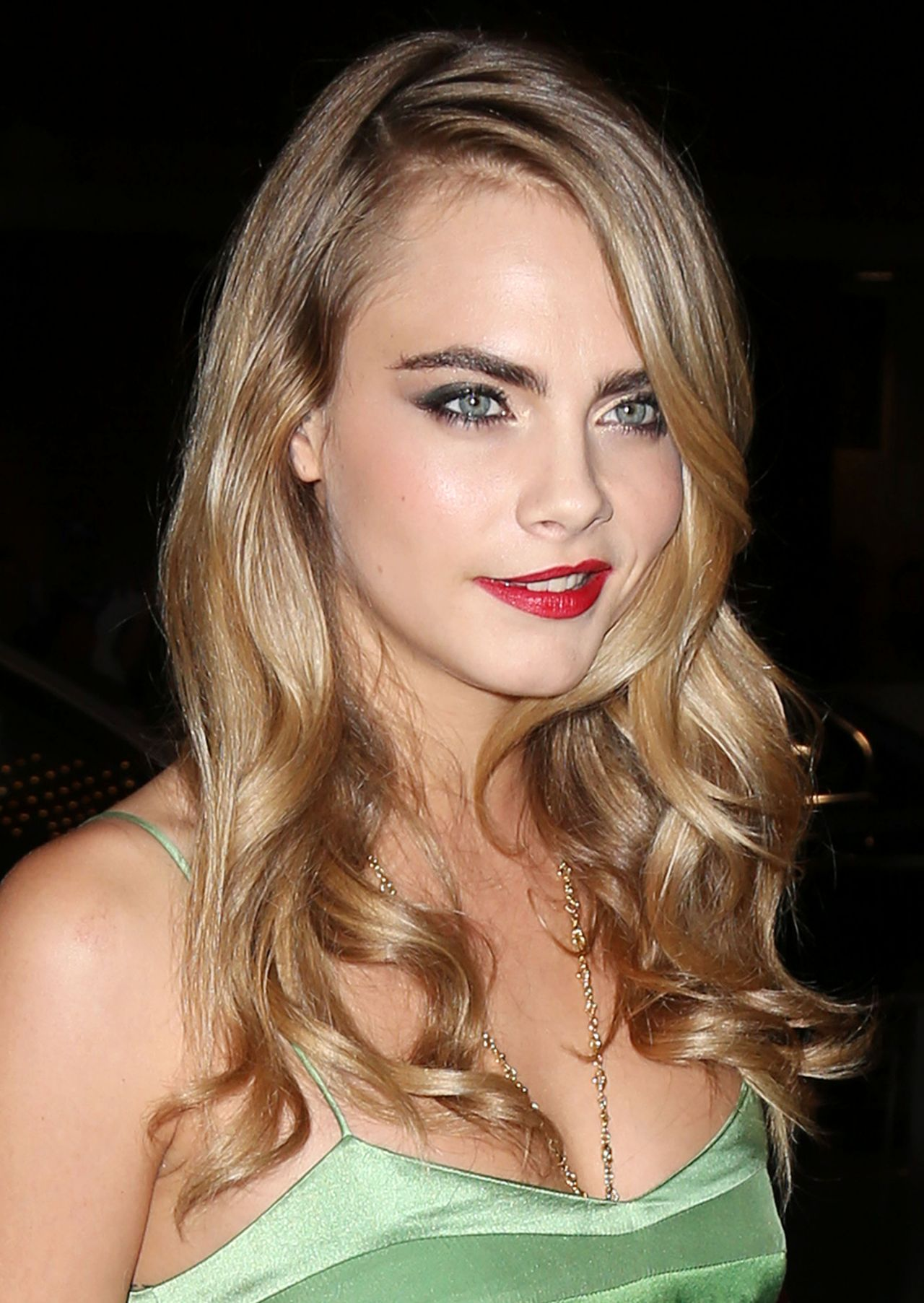 Cara Delevingne - 'The Face Of An Angel' Premiere at 2014 ...