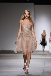 Cara Delevingne – Topshop Unique Show – London Fashion Week Spring/Summer 2015