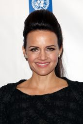 Carla Gugino - 2014 United Nation