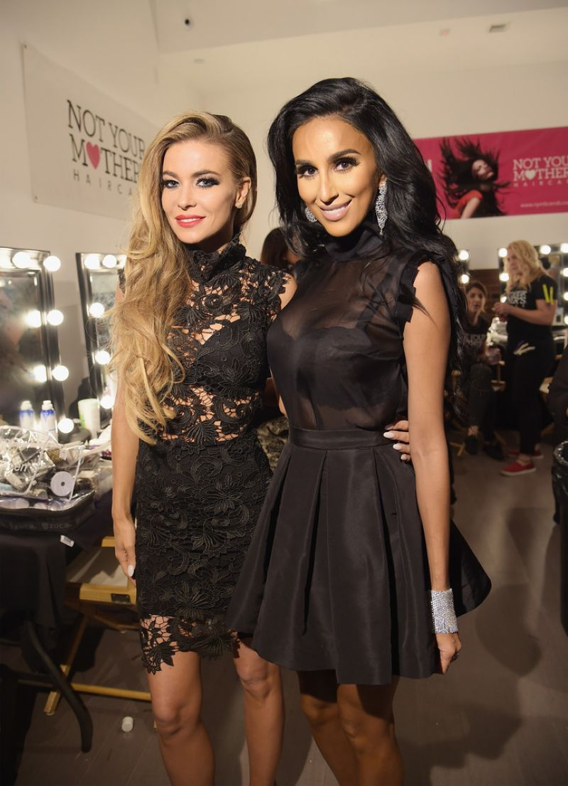 Carmen Electra Wantmylook By Lilly Ghalichi Style 360 Fashion Show In New York City