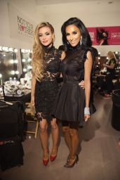 Carmen Electra - Wantmylook By Lilly Ghalichi Style 360 Fashion Show in New York City