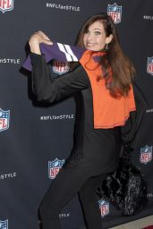 Carol Alt - NFL Inaugural Hall of Fashion Launch Event in New York City