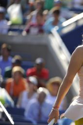 Caroline Wozniacki  – 2014 U.S. Open Tennis Tournament in New York City –  Semi Final