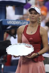 Caroline Wozniacki  - U.S. Open 2014 Final Match in New York City