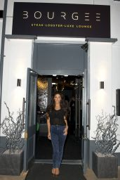 Casey Batchelor at Bourgee Southend-On-Sea Launch Party - Sept. 2014